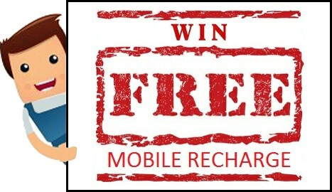 Get Free Recharge on Any Mobile Provider