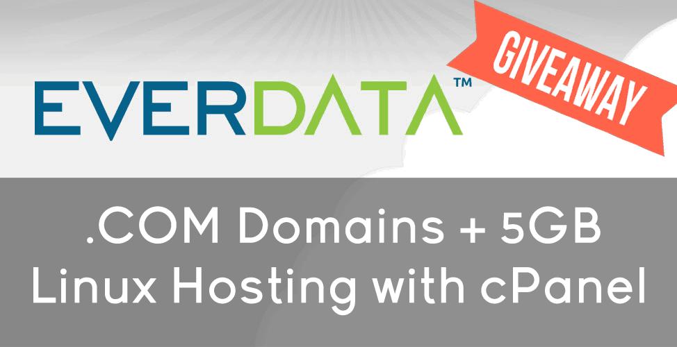Everdata Giveaway