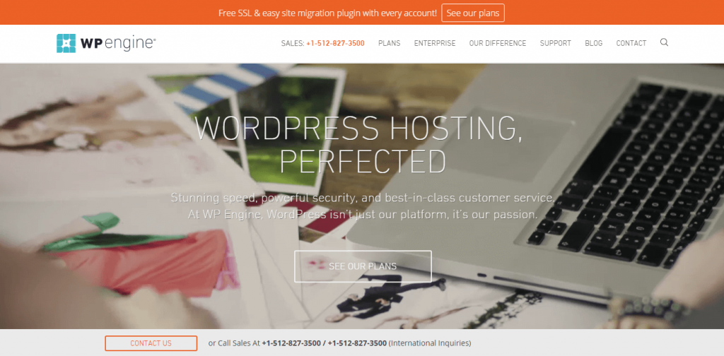 Best Web Hosting Services WpEngine