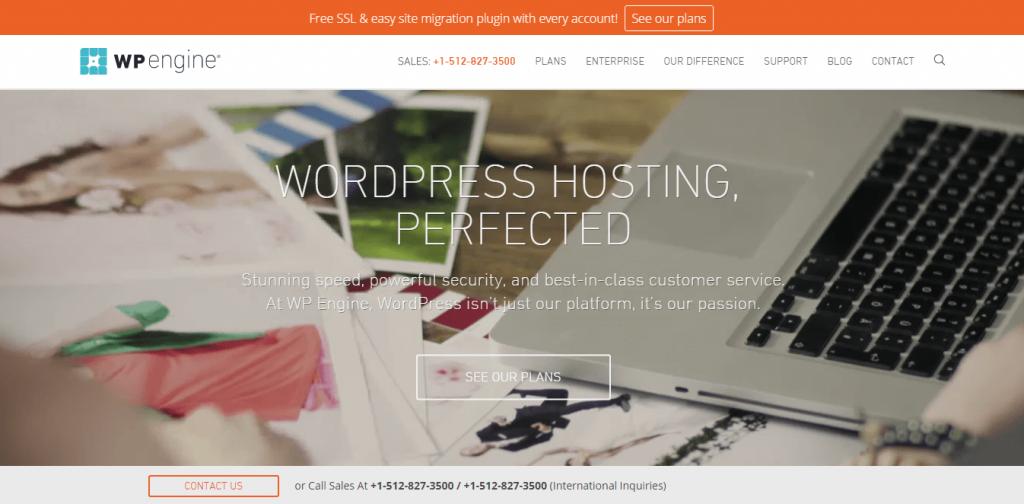 wpengine black friday hosting deal