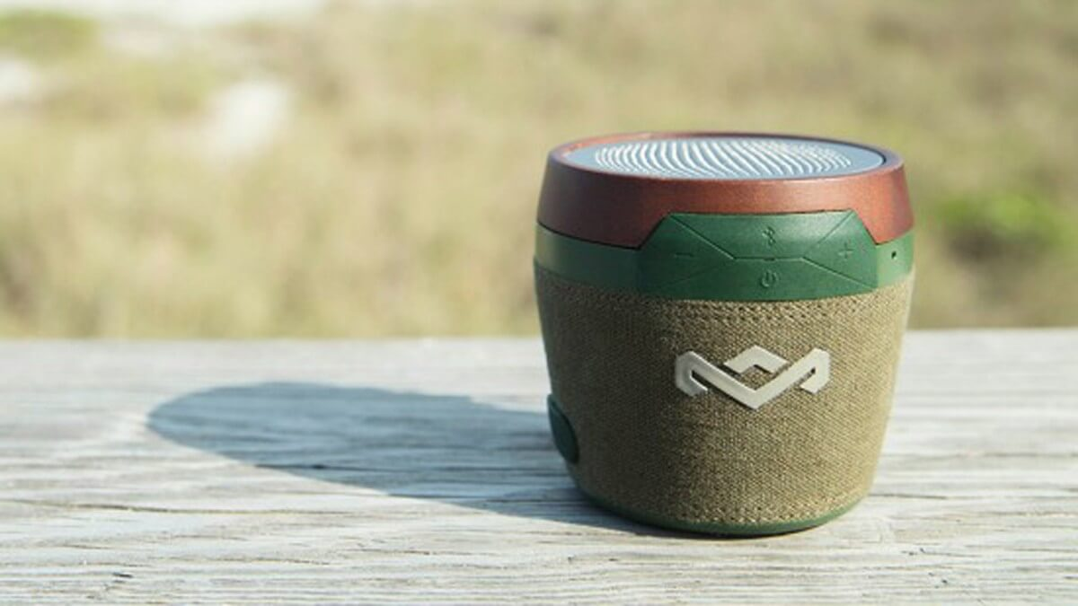 House of Marley Chant Mini Bluetooth Speakers
