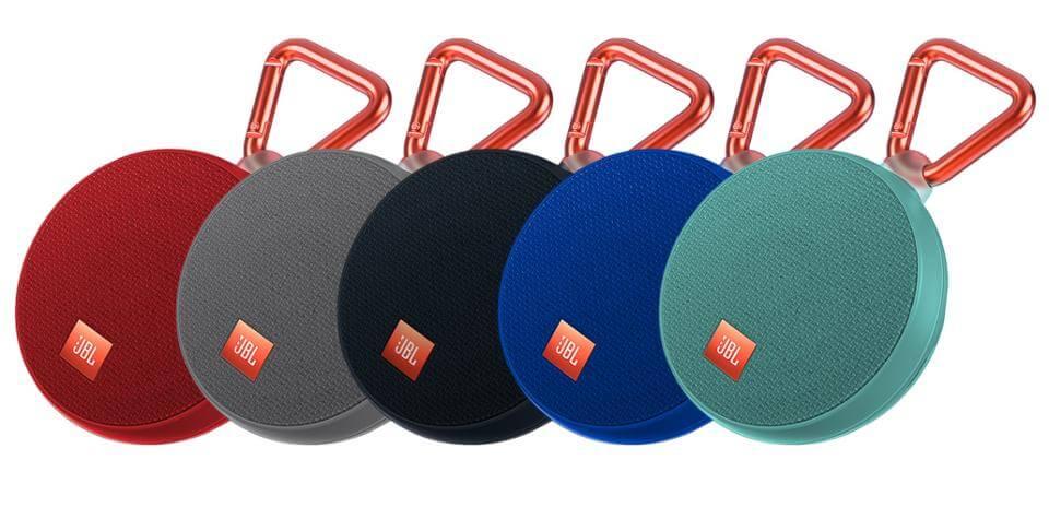 JBL Clip 2 - Best Bluetooth Speakers