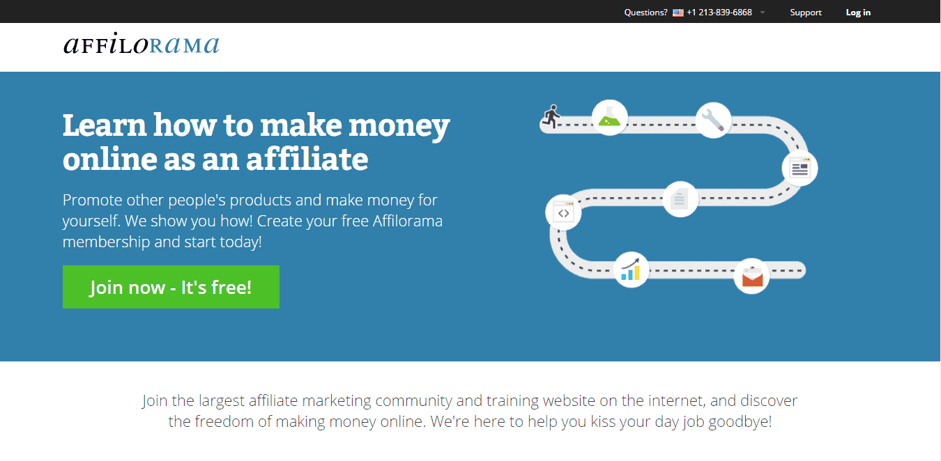 Affilorama Review : How you can Make Money with Affilorama