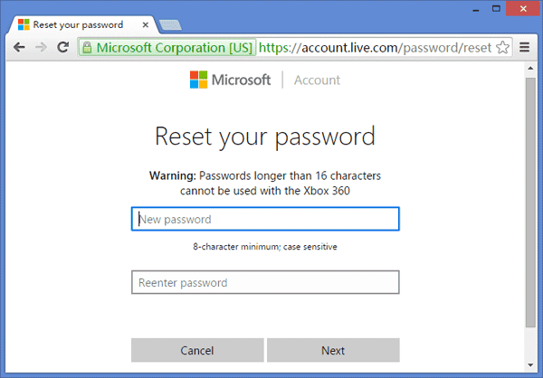 Unlock Windows 10 Password