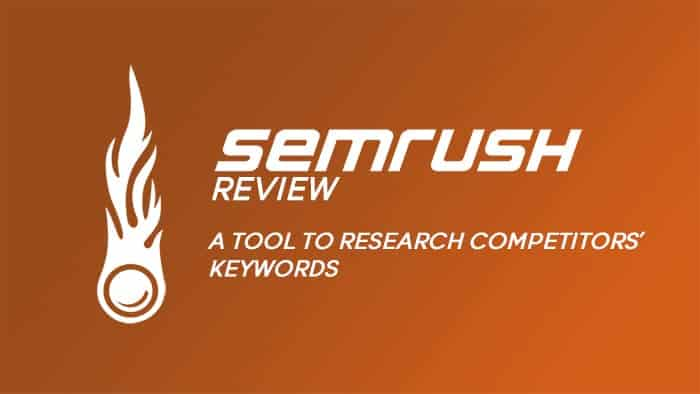 SEMrush Free Trial [Exclusive Offer]: Worth $99 for FREE