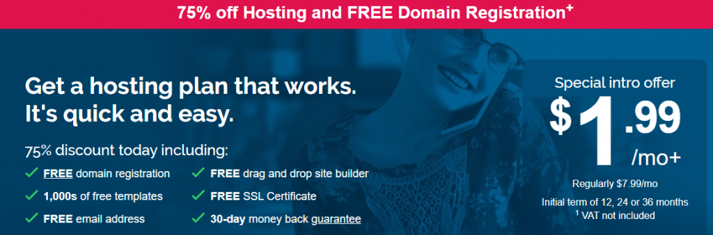 ipage black friday web hosting deals 2019