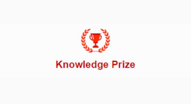 quora knowledge prize