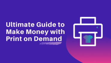 make money with print on demand