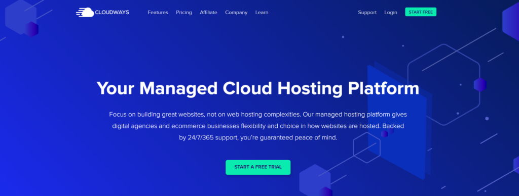 cloud ways month to month web hosting