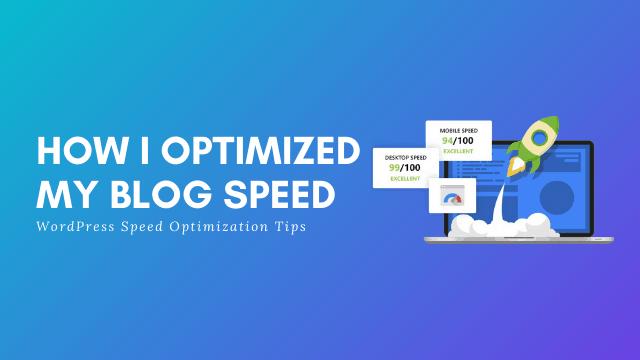 Easy WordPress Speed Optimization Tips 2020 (Updated Guide)