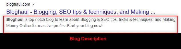 bloghaul.com description example