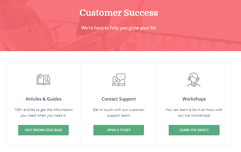 convertkit customer support