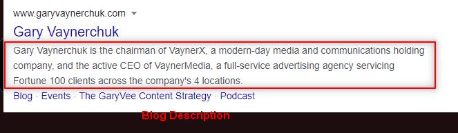 gary-blog description example