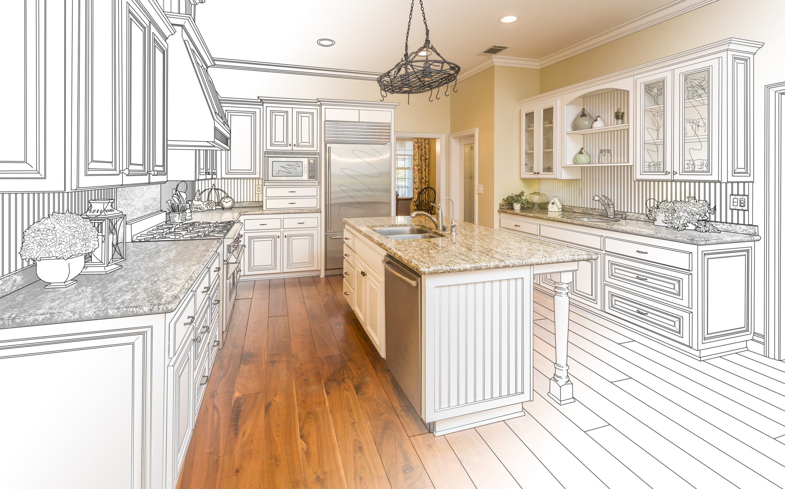 How to Come Up With Kitchen Design Ideas for Your Blog